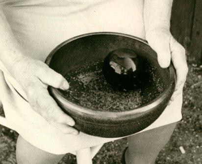 senapsmalning