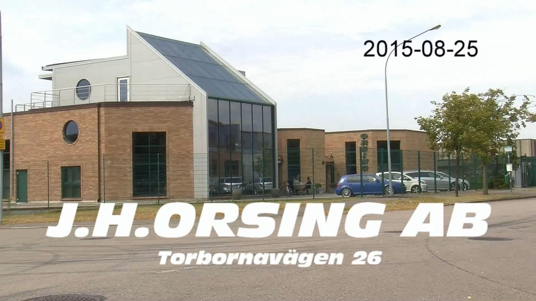 J.H.Orsing-AB